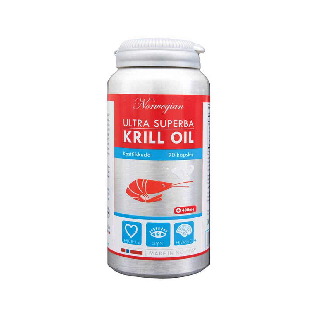 Ultra Superba Krill Oil