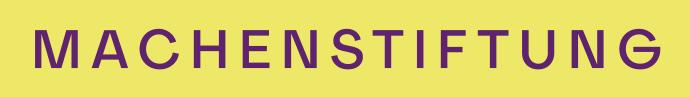 Logo Machenstiftung