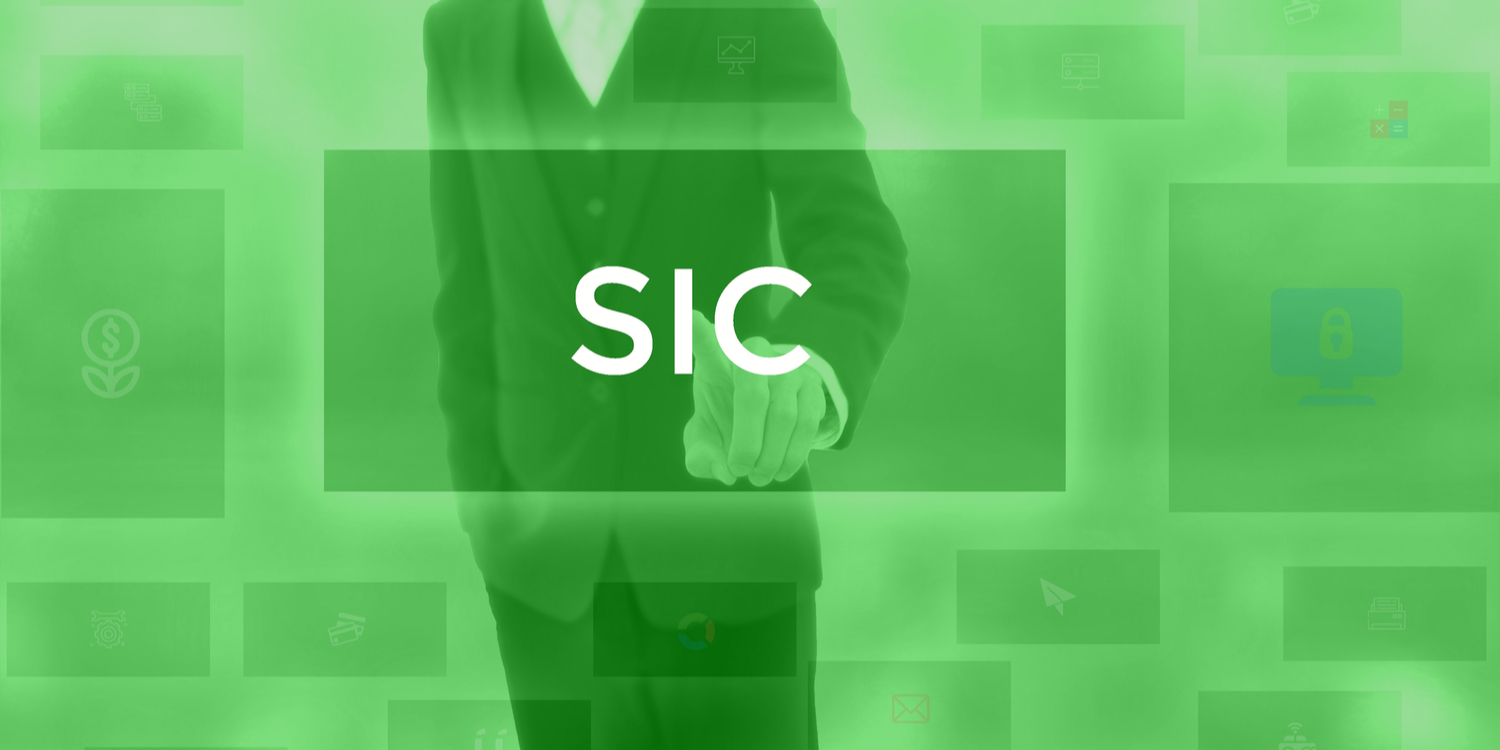 How To Find Your Company SIC Code