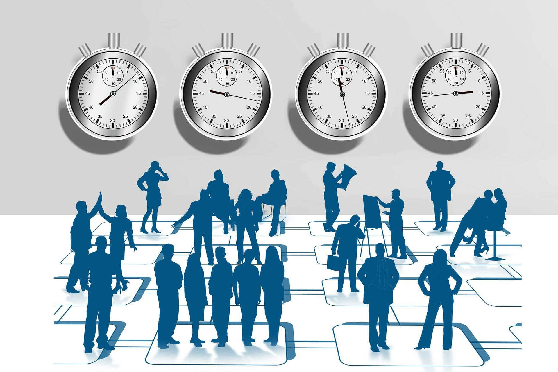 How To Become Mega-Productive with your Work Time