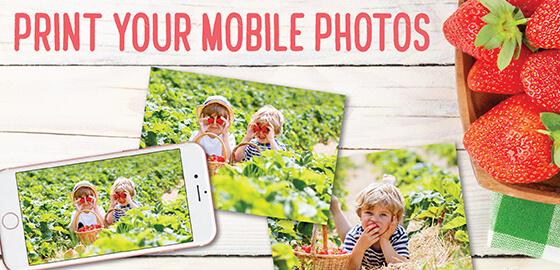 Mobile prints