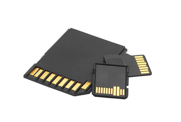 Memory Cards / Media