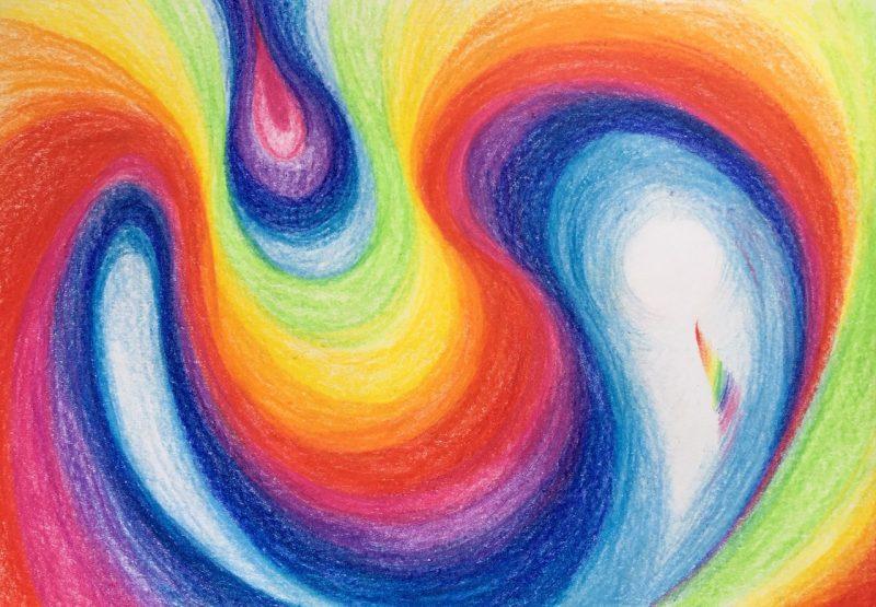 Vera de Backker: illustrator, beeldend kunstenaar en Creatief Kleurdocent.