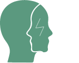 icon for relationship conflict