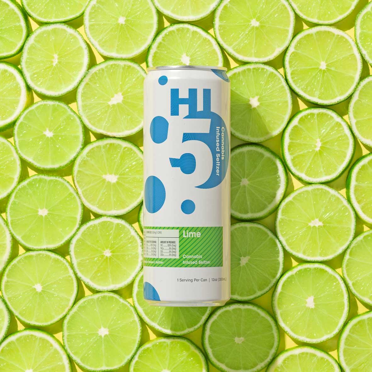 Lime Seltzer