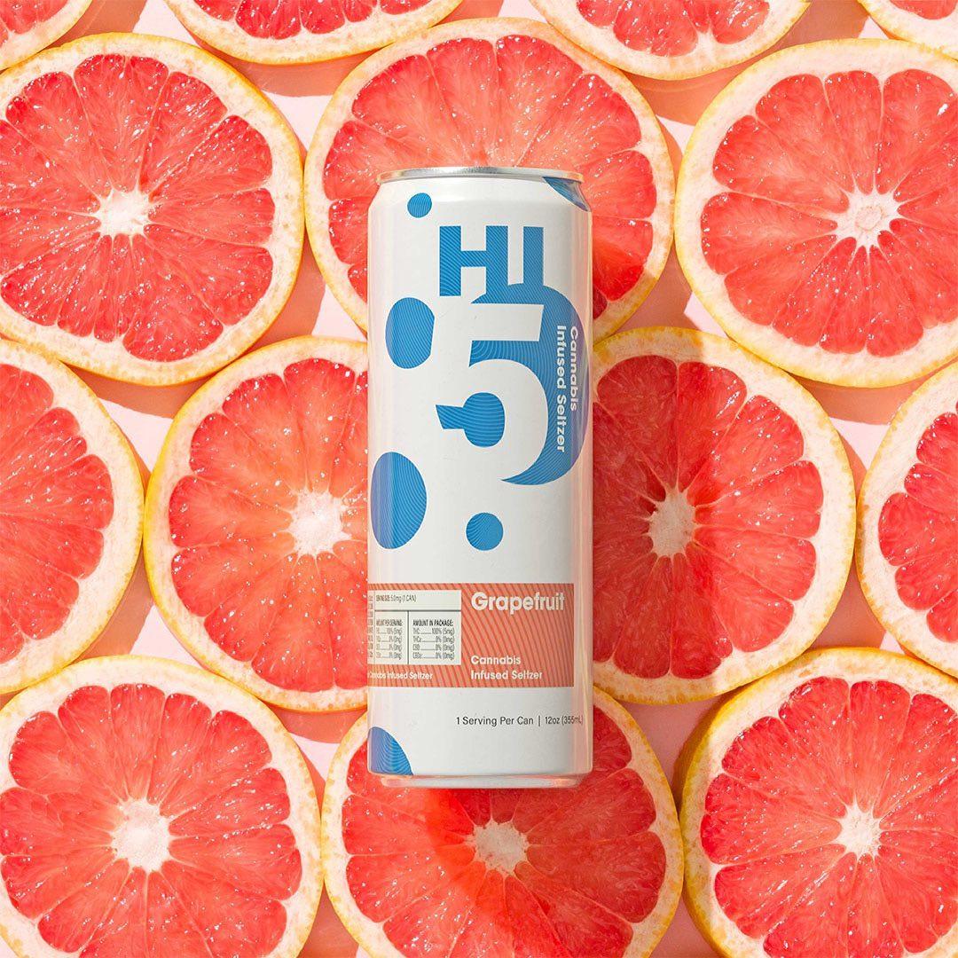 Hi5-Grapefruit-Cannabis-Seltzer