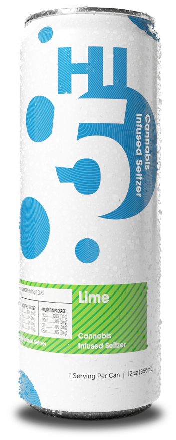 Hi5 Lime can
