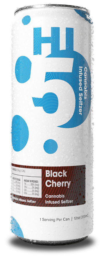 Hi5 Black Cherry can