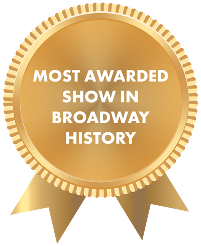 Most Awarded Show in Broadway History