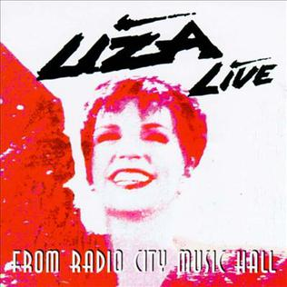 Liza Minnelli Live from Radio City Music Hall - Music Recording