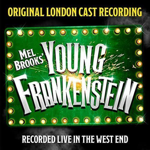 Young Frankenstein - Original London Cast Recording