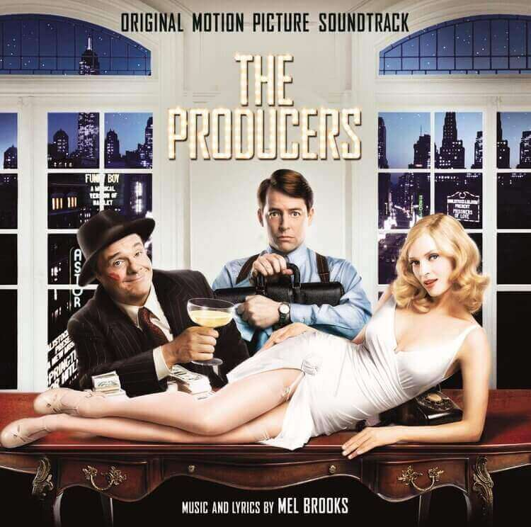 The Producers: The Movie Musical - Original Motion Picture Soundtrack