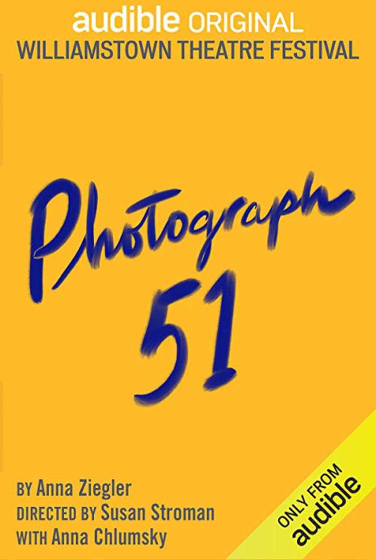 Photograph 51 - Audiobook