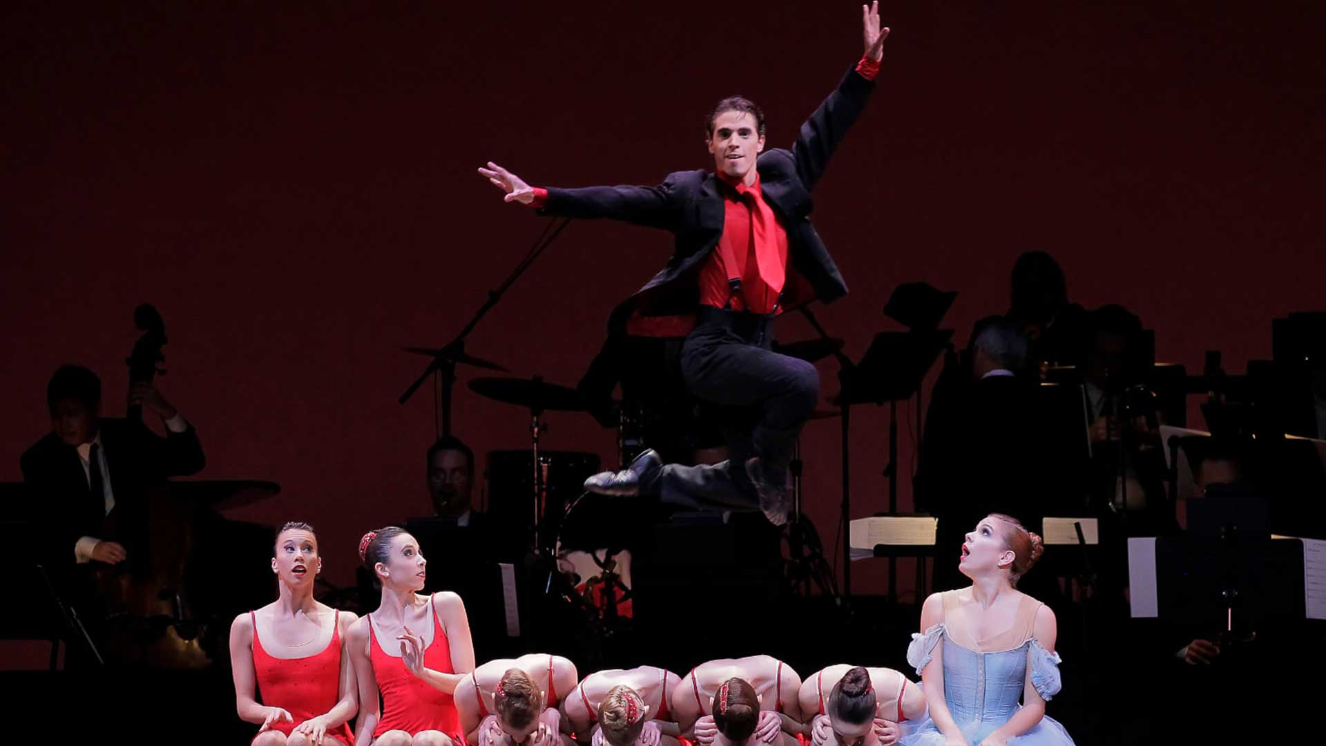 Susan Stroman: A Ballet and Broadway Bouquet