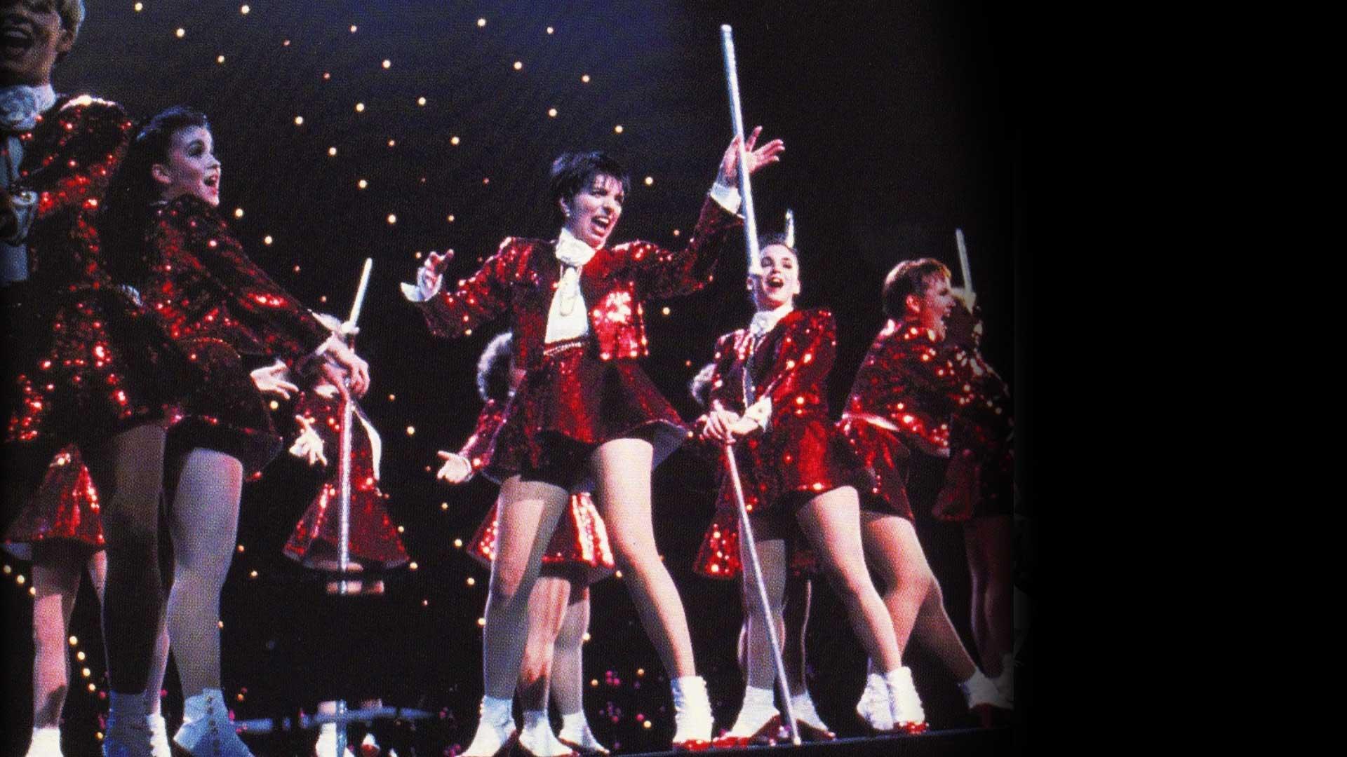 Liza: Stepping Out at Radio City