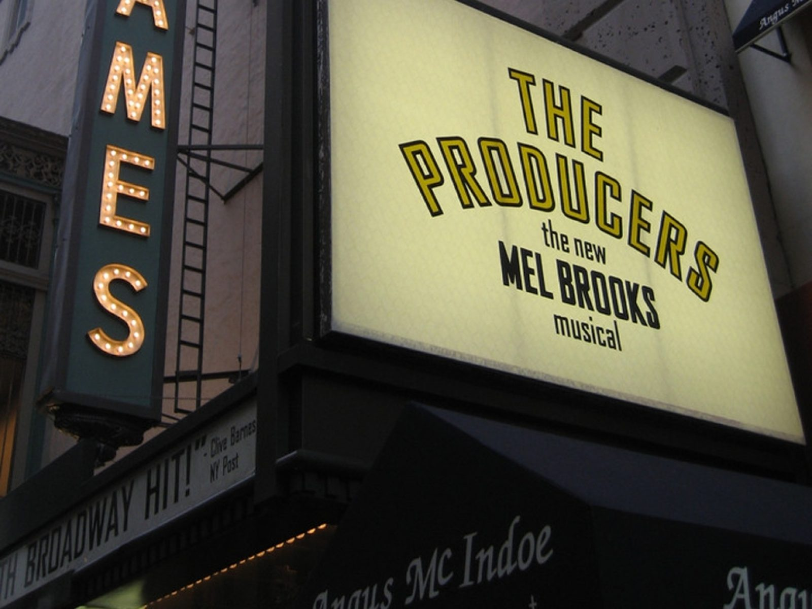 Stroman Presents: A Conversation on Broadway's The Producers