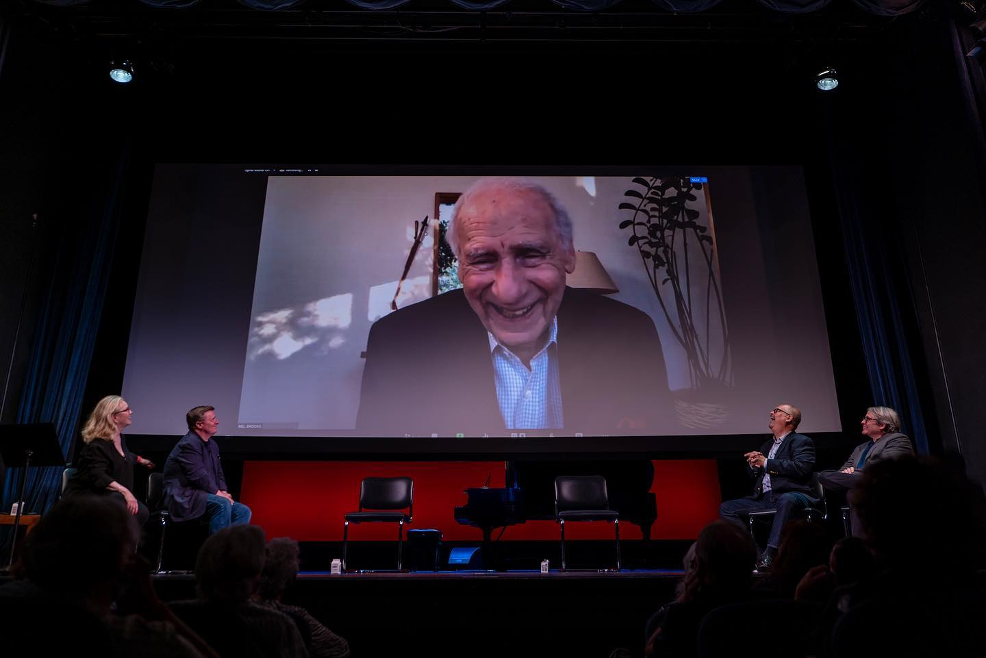Photos: Mel Brooks Zooms In to 20th Anniversary Celebration