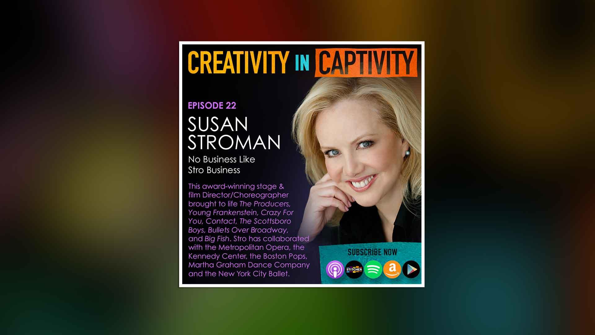 Creativity in Captivity