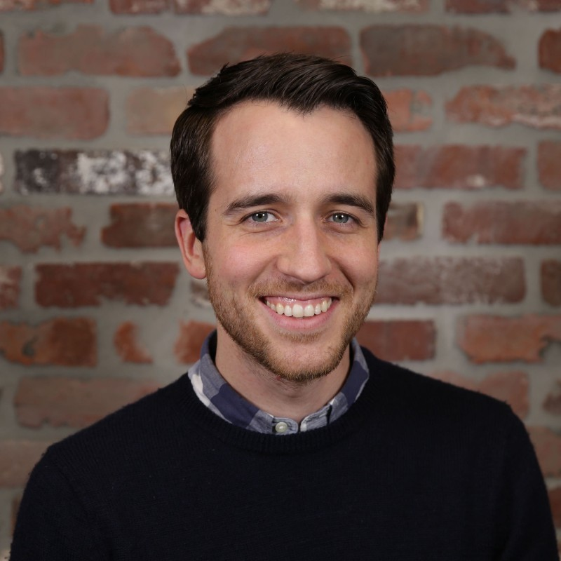 Image of Francisco Alberini, one of the quoted startup leaders