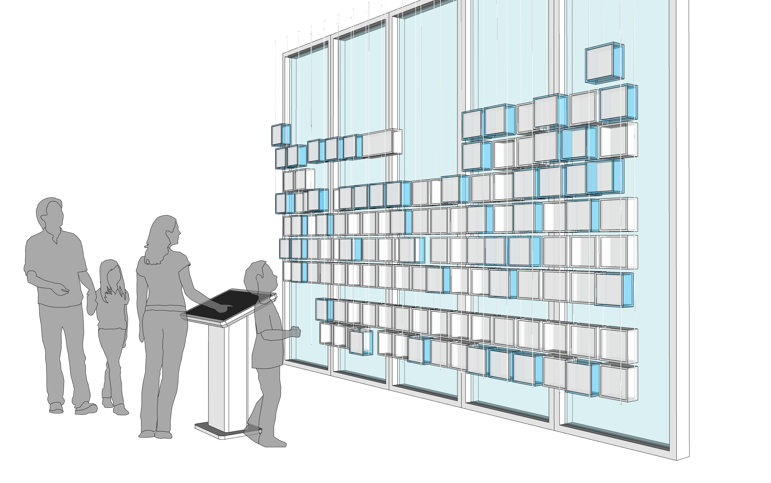 nvsc donor wall rendering