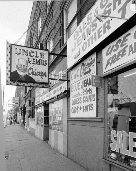 Picture of the Original Uncle Remus location