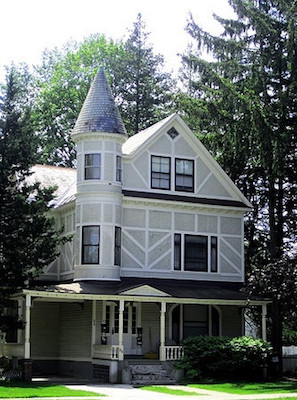 My Saratoga Victorian