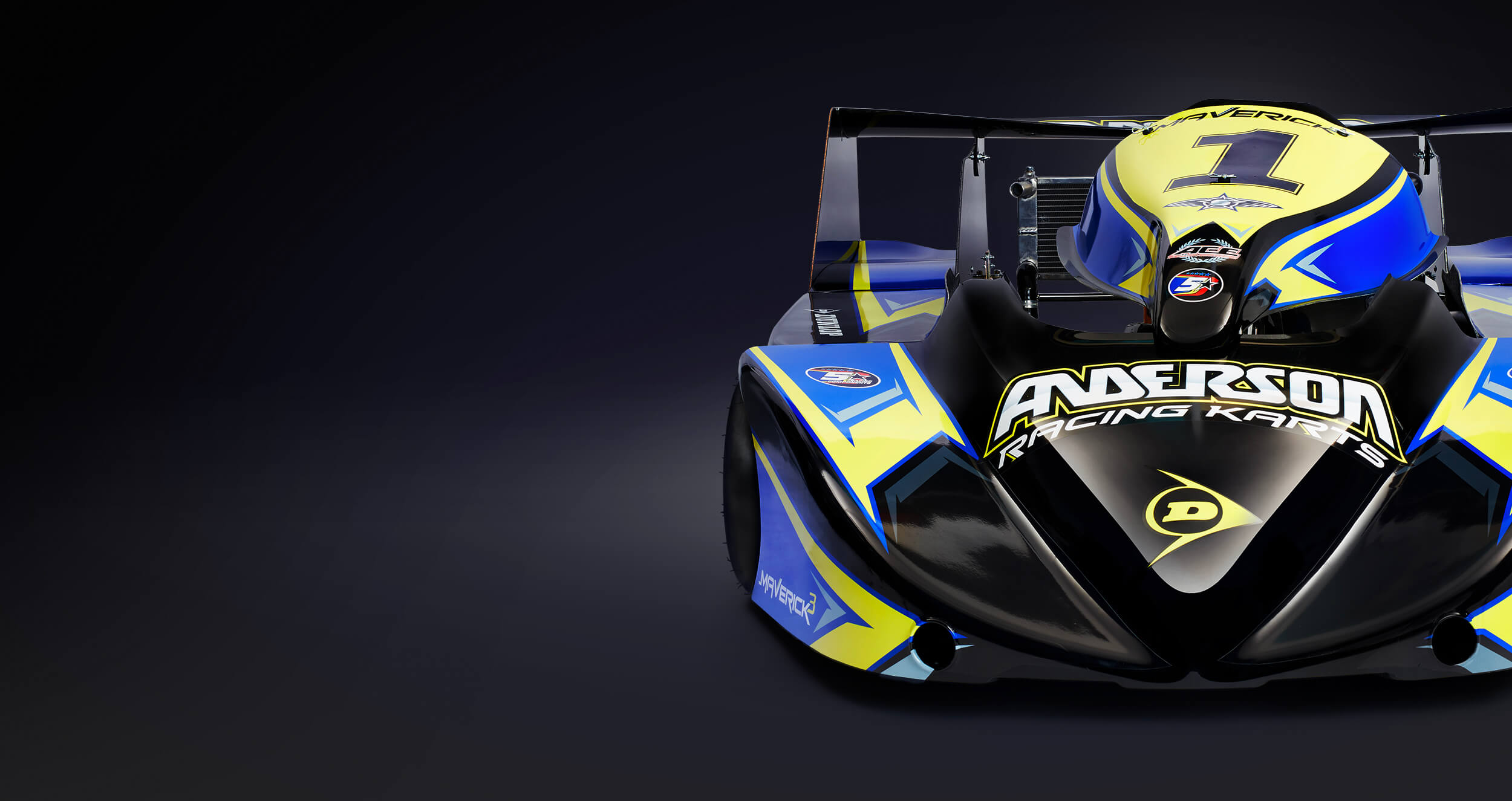Anderson Karts Marverick 3 250 Div 1 Superkart