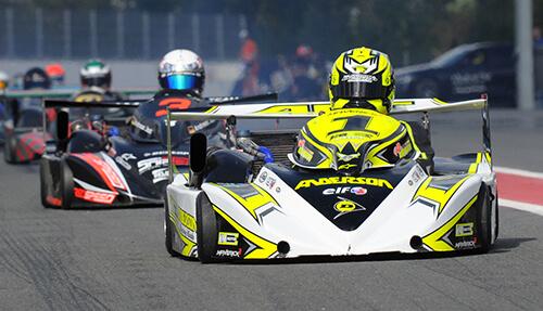 Peter Elkmann Assen lap record 2020