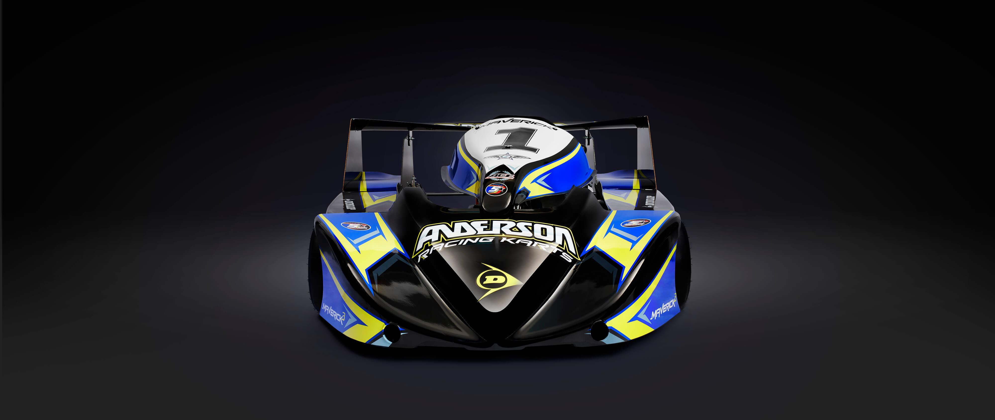 Anderson 250 Mono Superkart