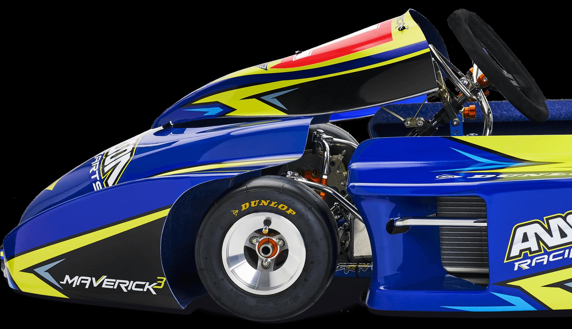 Anderson 125 Long Circuit Superkart