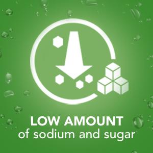 Low Sodium Soda