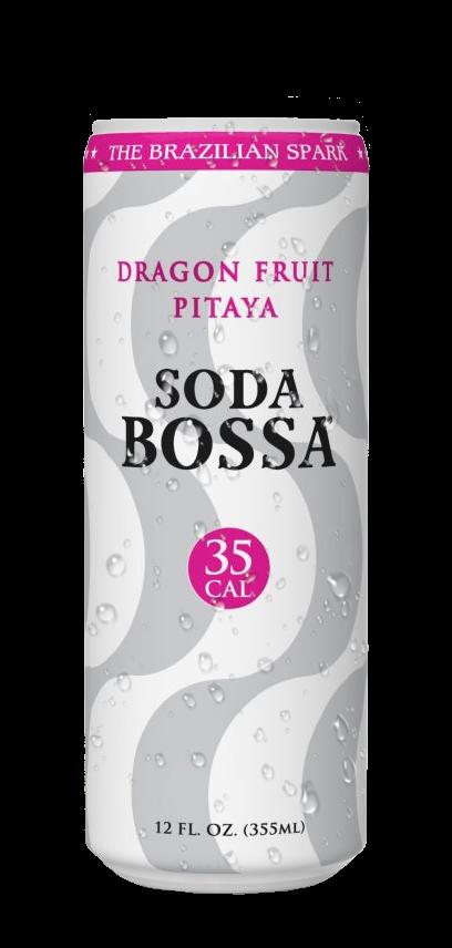 Dragon Fruit Soda Bossa