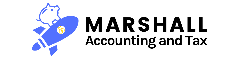 Marshall Accounting and Tax Logo