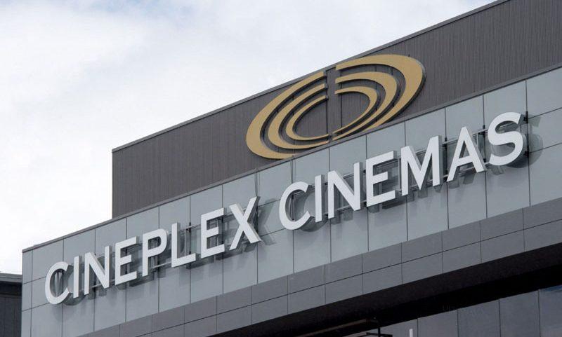 Far North Crane Cineplex past project in Saskatoon