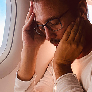 How to Get Rid of Sinus Pain While Flying