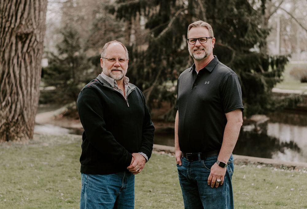 Dr. Stecker & Dr. Harris