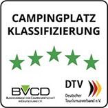 Hegi-Camping Auszeichnung