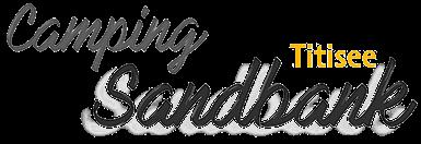 Hegi-Camping Sandbank Logo