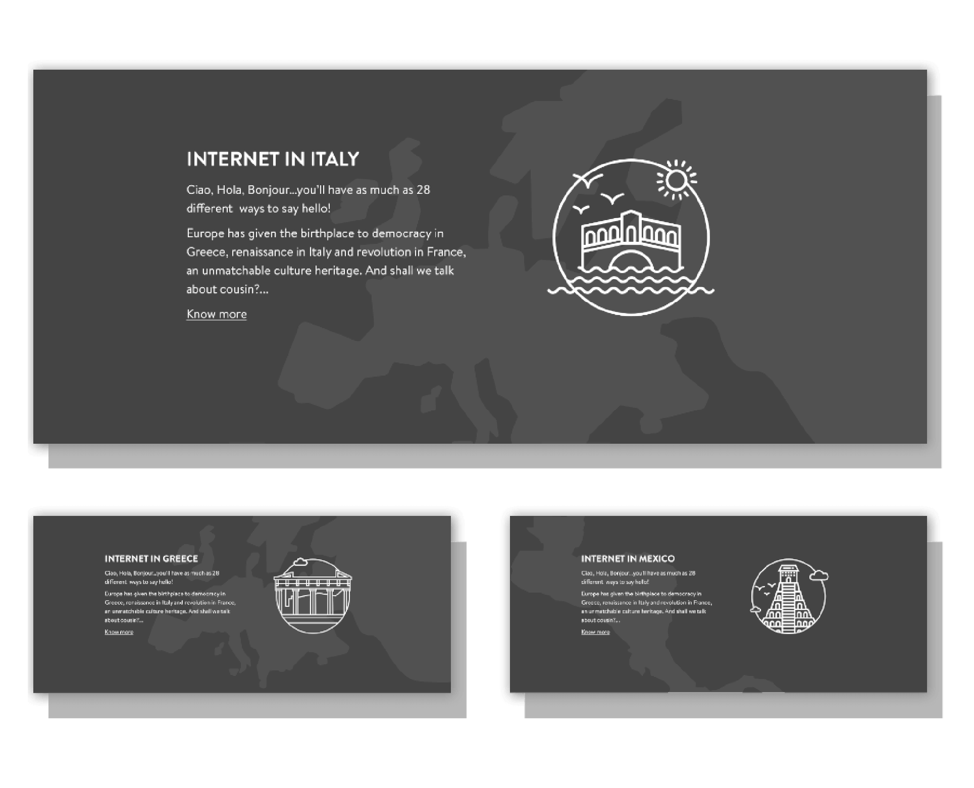 Imaginary Cloud UX/UI design project for TravelWifi (former TEP).