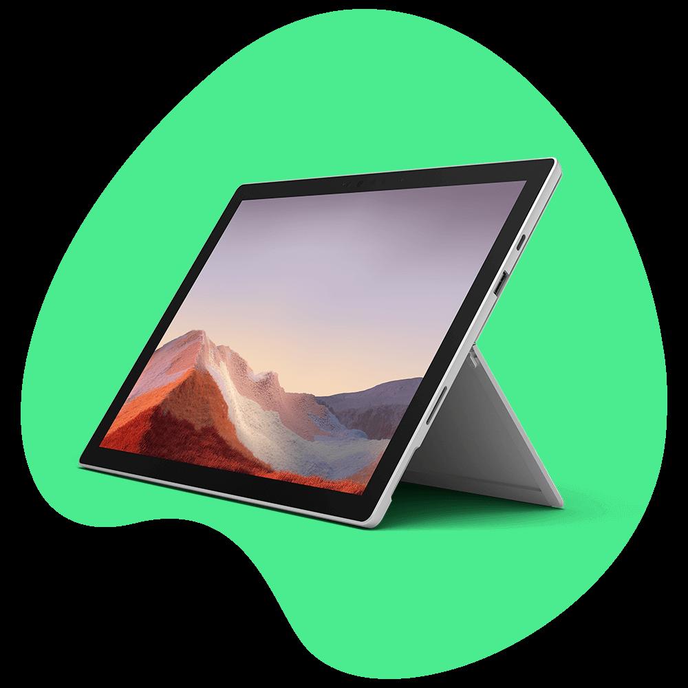 Tablette Surface | MC2G
