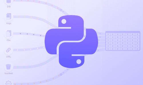 How to build a Python source