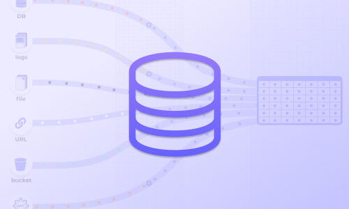 How to connect EL with T using SQL