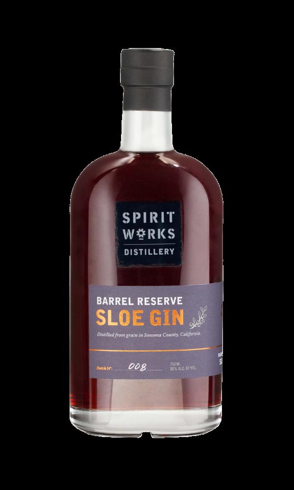 Barrel Reserve Sloe Gin