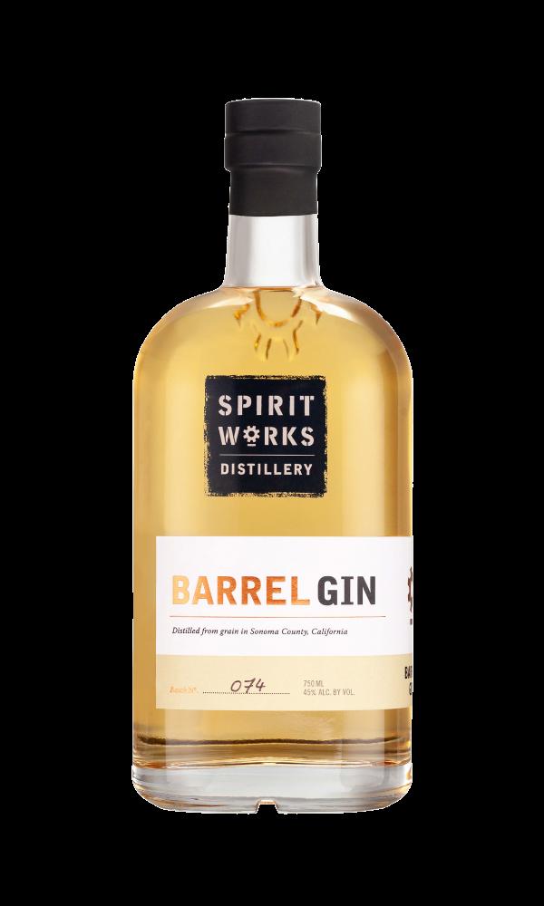 Barrel Gin