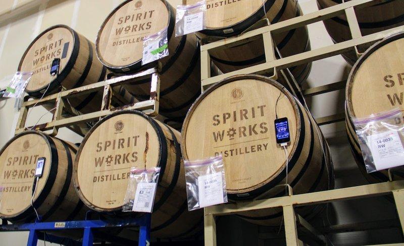 Spirit Works Music Barrel Experiment