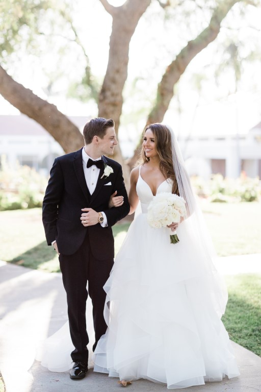 couple wedding spray tan LA