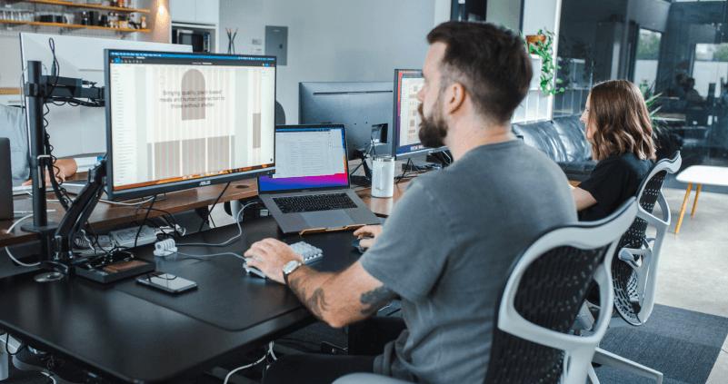 Website design and developments