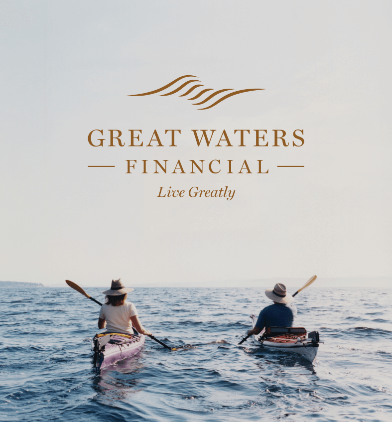 Great Waters Financial brand image