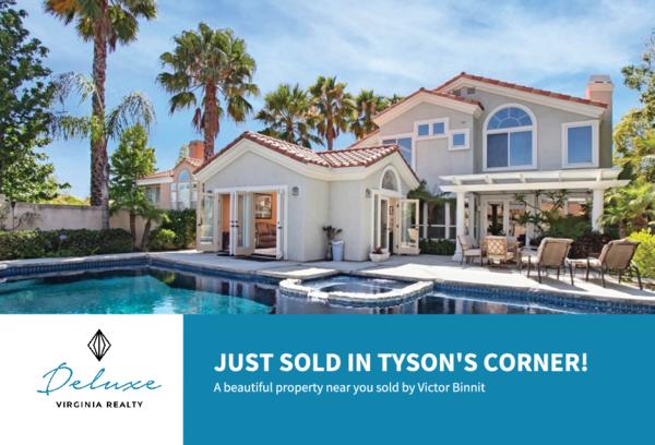 Real Estate Customer Acquisition Postcard