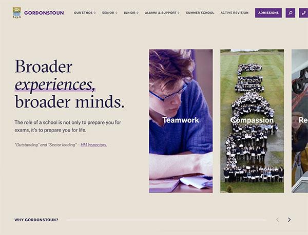 Gordonstoun website